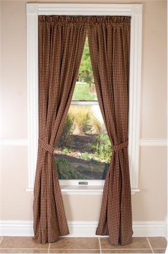 Americana Curtains: Amazon.com