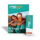 2oz All-Natural PS1000 liquid drops with soft cover booklet -Silver Package- Full diet protocol designed to achieve weight loss goals and increases the energy- Lose 10 to 20 lbs