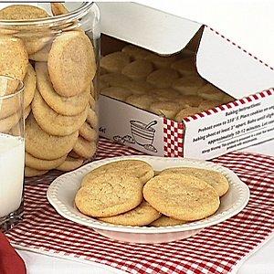 Gourmet Pre formed Chocolate Snickerdoodle Cookie