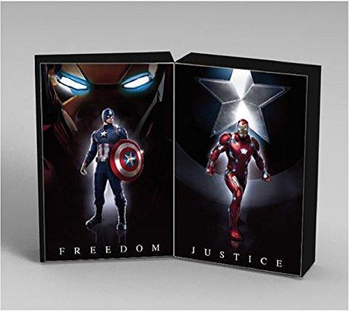 Price comparison product image S.H.Figuarts CIVIL WAR Figure CAPTAIN AMERICA x IRONMAN MARK46 Special BOX set ToysRus Marvel