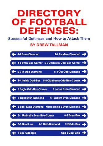- Directory of football defenses: Successful defenses and how to attack them