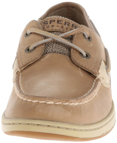 Sperry Top-Sider Womens Bluefish Boat Shoe Linen Oat