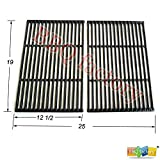 bbq factory® Replacement Charmglow Heavy Duty 810-7400-S 4 Burners, Heat Plates, Cooking Grid