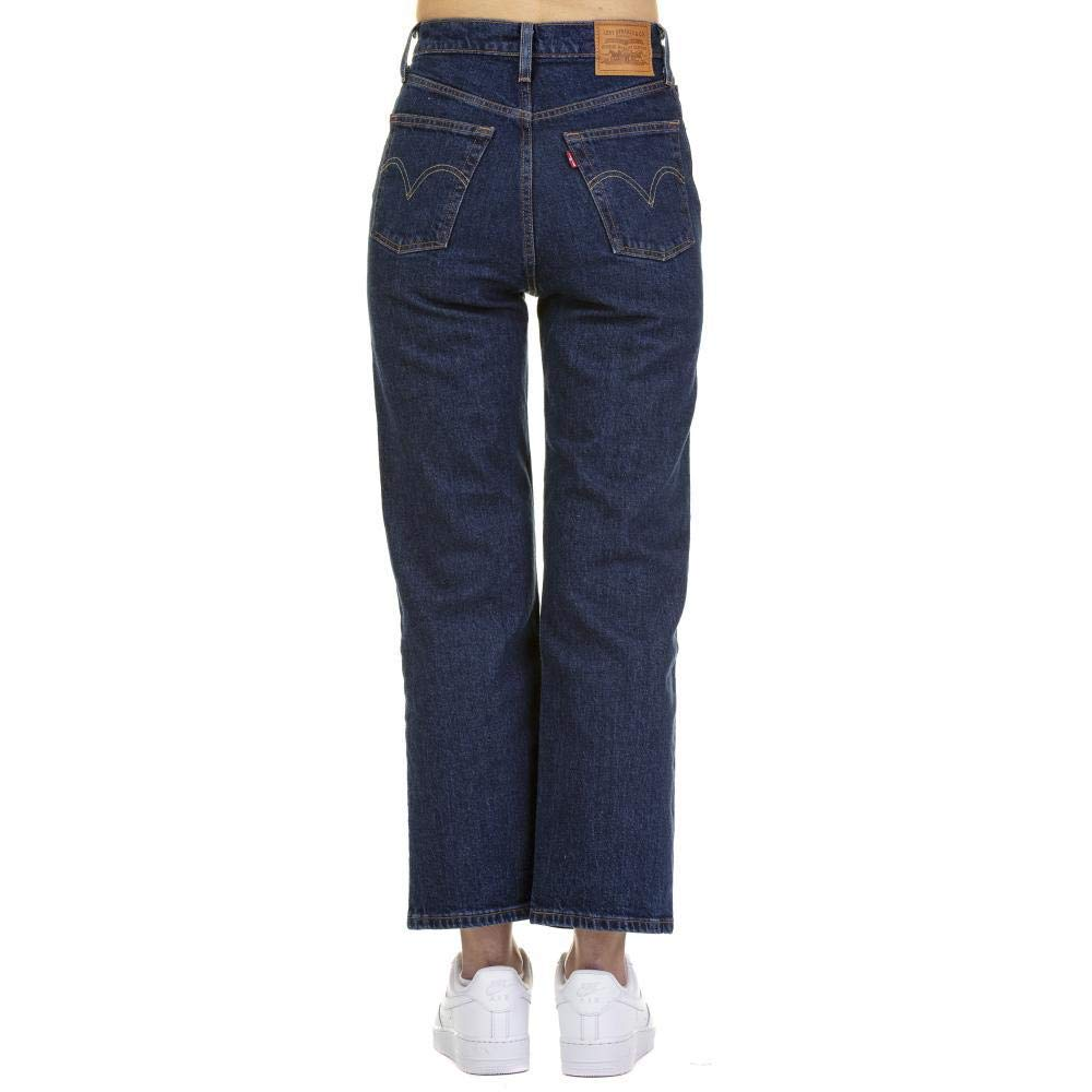 Pantalon Vaquero Levis Ribcage Mujer: Amazon.es: Ropa y ...