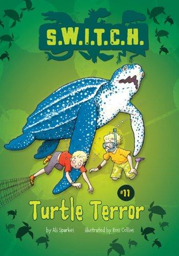 Turtle Terror (S.W.I.T.C.H.) - Creek 9 Turtle