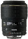 Sigma 105mm F2.8 EX Macro Lens for Canon SLR Cameras