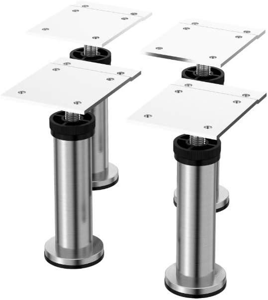 IKEA – cápita – pierna, acero inoxidable, 4 3/8 – 4 3/4