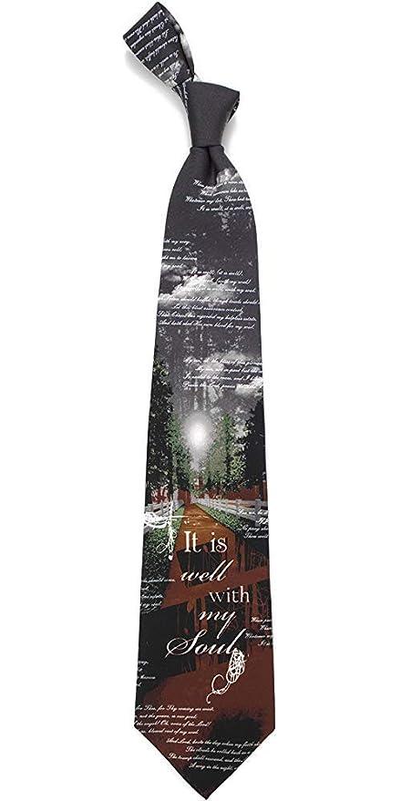 Corbata inspirada finamente hecha a mano de los hombres: está bien ...