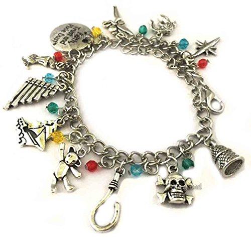 Peter Pan Jewellery - Beautiful Jewellery Collection (Peter Pan Charm Bracelet)