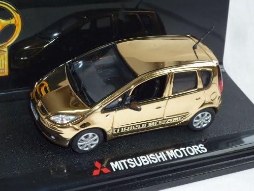 Vitesse Mitsubishi Colt 5 TÜrer Gold Bild Goldenes Lenkrad 2004 2008 Z30 1 43 Modell Auto Modellauto Sonderangebot Spielzeug