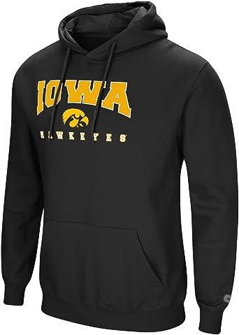 NCAA Iowa Hawkeyes Hoodie Bear