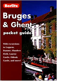 Book Bruges and Ghent (Berlitz Pocket Guides)
