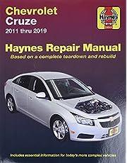 Chevrolet Cruze Haynes Repair Manual: 2011 thru 2019 - Based on a complete teardown and rebuild