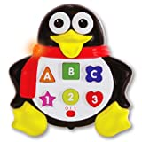 The Learning Journey Early Learning ABC and 123 Penguin Pal, Baby & Kids Zone