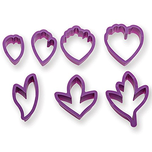 Decora Peony Cutters Kit, Purple 0803020