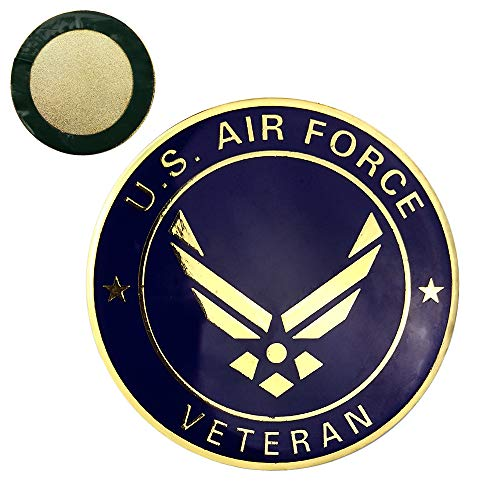 United States Air Force Car Emblem Military Veteran Auto Decal