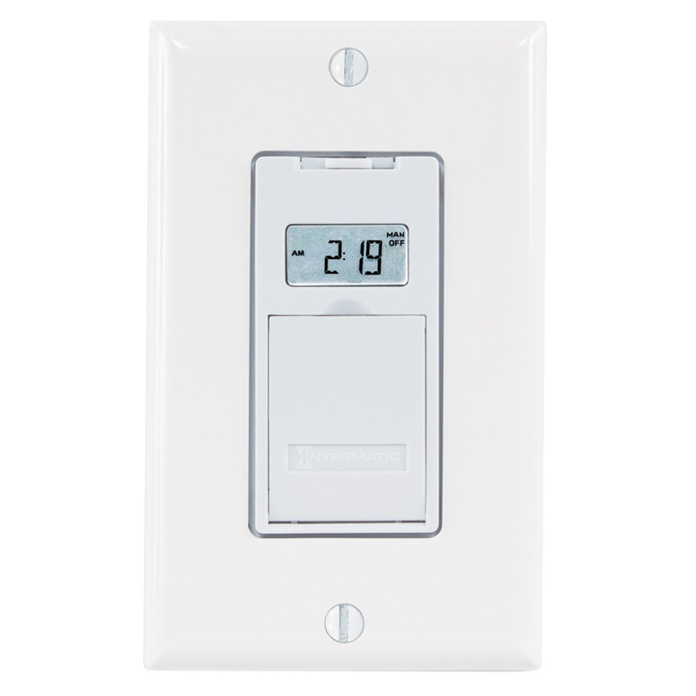 Intermatic ej500 indoor digital wall switch timer electrical intermatic ej500 indoor digital wall switch timer electrical timers amazon aloadofball