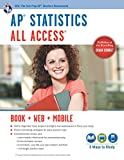 AP® Statistics All Access Book + Online + Mobile (Advanced Placement (AP) All Access)