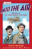 Into the Air, Robert Burleigh, 0152168036