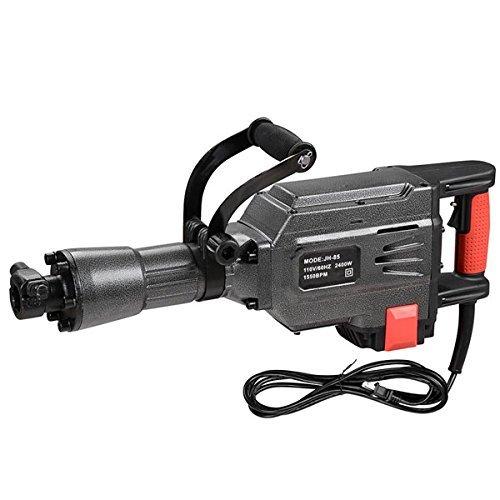 TRIPREL INC. 2400W Powered Demolition Jackhammer Breaker Tool Case Set