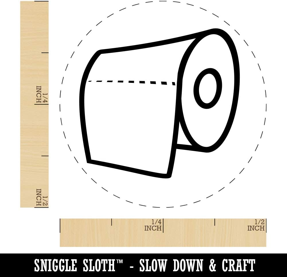 Clean Bold Text Rubber Stamp for Stamping Crafting Planners