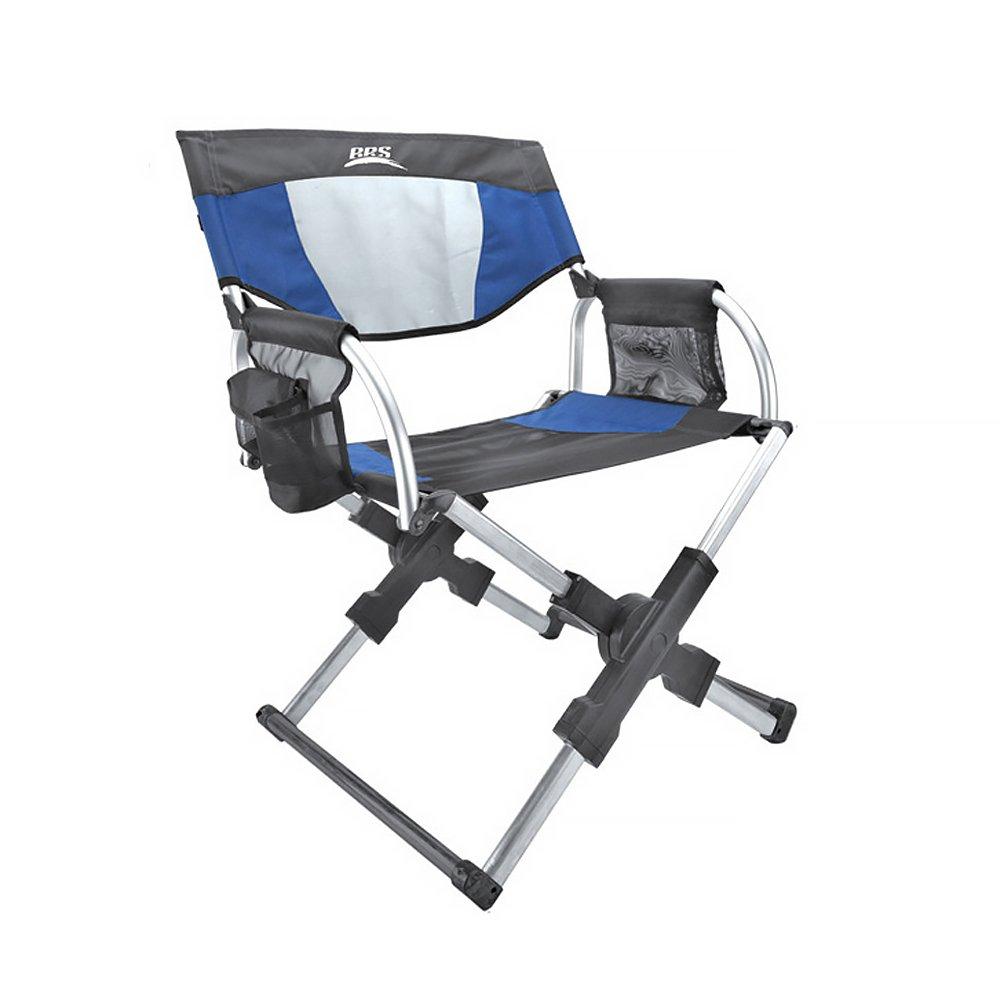 Hukoer, Style, hochwertigen Legierung-Stühle tragbar Angeln Camping Stühle ZUSAMMENKLAPPBAR