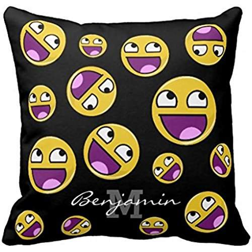 Awesome Face Internet Meme Rb68d791649b1474d9f0cd0443e2edcd8 I5fqz 8byvr Pillow Case