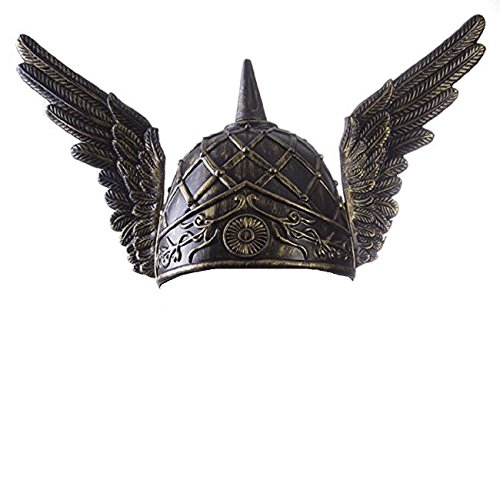 Winged Helmet (NORSE GOD HELMET W/WINGS)