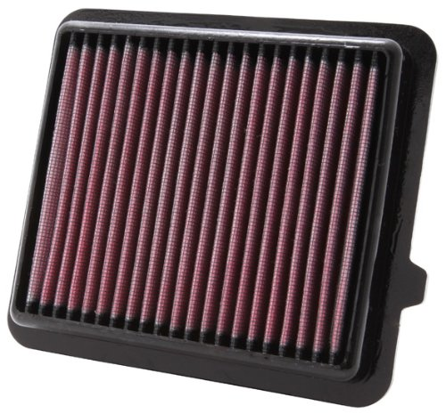 K&N 33-2433 High Performance Replacement Air Filter