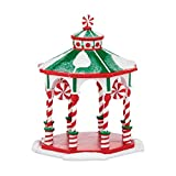 Department 56 Village Peppermint Gazebo Accessory Figurine, 5.51 inch