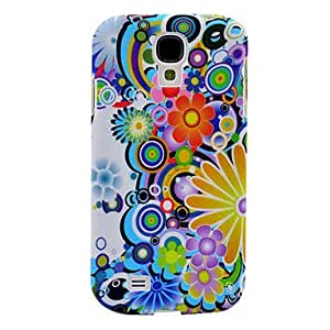 SOL Colorful Gerbera Daisies Pattern TPU Soft Case for Samsung Galaxy S4 I9500