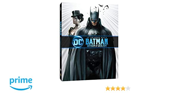 Batman: Gotham By Gaslight Edizione: Stati Uniti Italia DVD ...