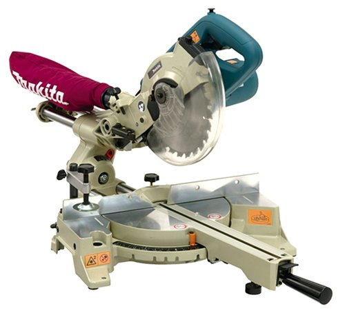 Makita LS0714 Quad 10 Amp 7-1/2-Inch Sliding Compound Miter Saw (Discontinued by Manufacturer)