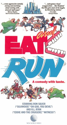 Eat and Run [VHS]