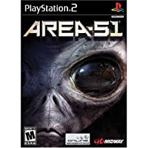 Area 51 - PlayStation 2