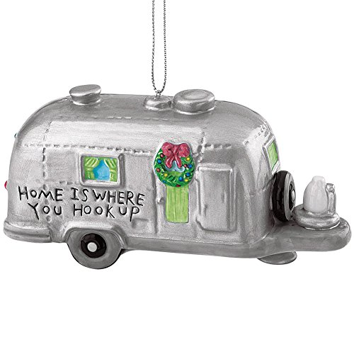 RV Camper Christmas Ornament made our list of Over 100 Ideas For This Holiday Season For Christmas Gifts For Campers And RV Owners!