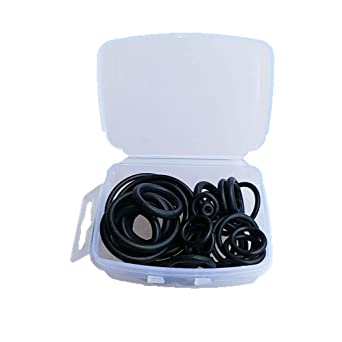 Scuba Diving Dive O Ring Kit Buna-n Nitrile Rings Regulator Hose Tank DIN 25 Pcs for sale online