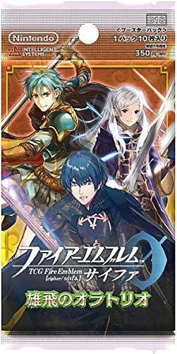 Three Houses TCG Fire Emblem 0 cipher Starter Pack 12 Int Deck 50 cartes