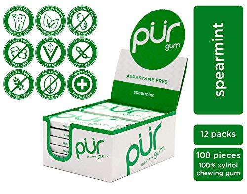 aspartame free gum - 1