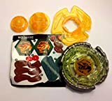 Beyblade Metal Fusion 4D Set Nightmare Rex SW145SD No Launcher FAST SHIPPING US