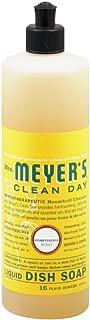 product image for Mrs+Meyers+17423+16+Oz+Honeysuckle+Liquid+Dish+Soap