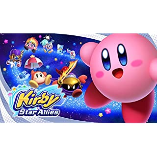 Kirby Star Allies - Nintendo Switch [Digital Code]