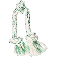 Booda Fresh N Floss Tug Rope Dog Toy 3-KNOT Large