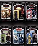 Star Wars Vintage Collection 2018 Wave 1 - 3.75 Inches - Set Of 6