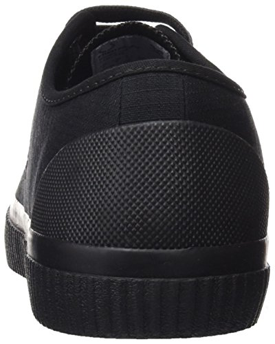 Fred Perry Hughes Mens Sneakers Nero Nero / Antracite