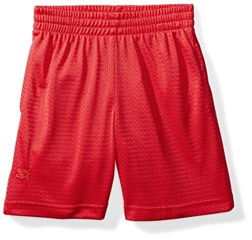 "Starter Boys' 7"" Mesh Short with Pockets, Amazon Exclusive"