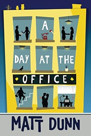 book cover of A Day At The Office