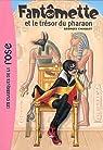 Fantômette 16 - Fantômette et le trésor du pharaon par Chaulet