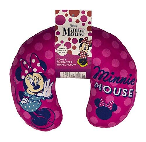 Disney Minnie Mouse 'Polka Dot Wink' almohada de cuello para viaje
