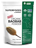 MRM - Raw Organic Baobab Fruit Powder, Non-GMO Project Verified, Vegan and Gluten-Free (8.5 Ounce)